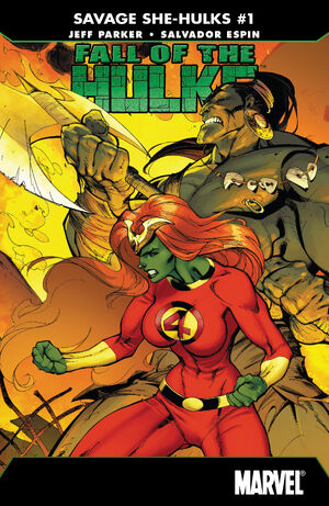 Fall of the Hulks The Savage She-Hulks Vol 1 1.jpg