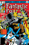 Fantastic Four Vol 1 219