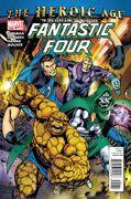 Fantastic Four Vol 1 582