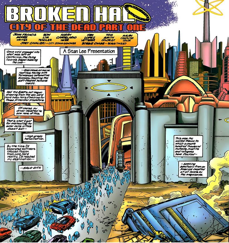 Halo City