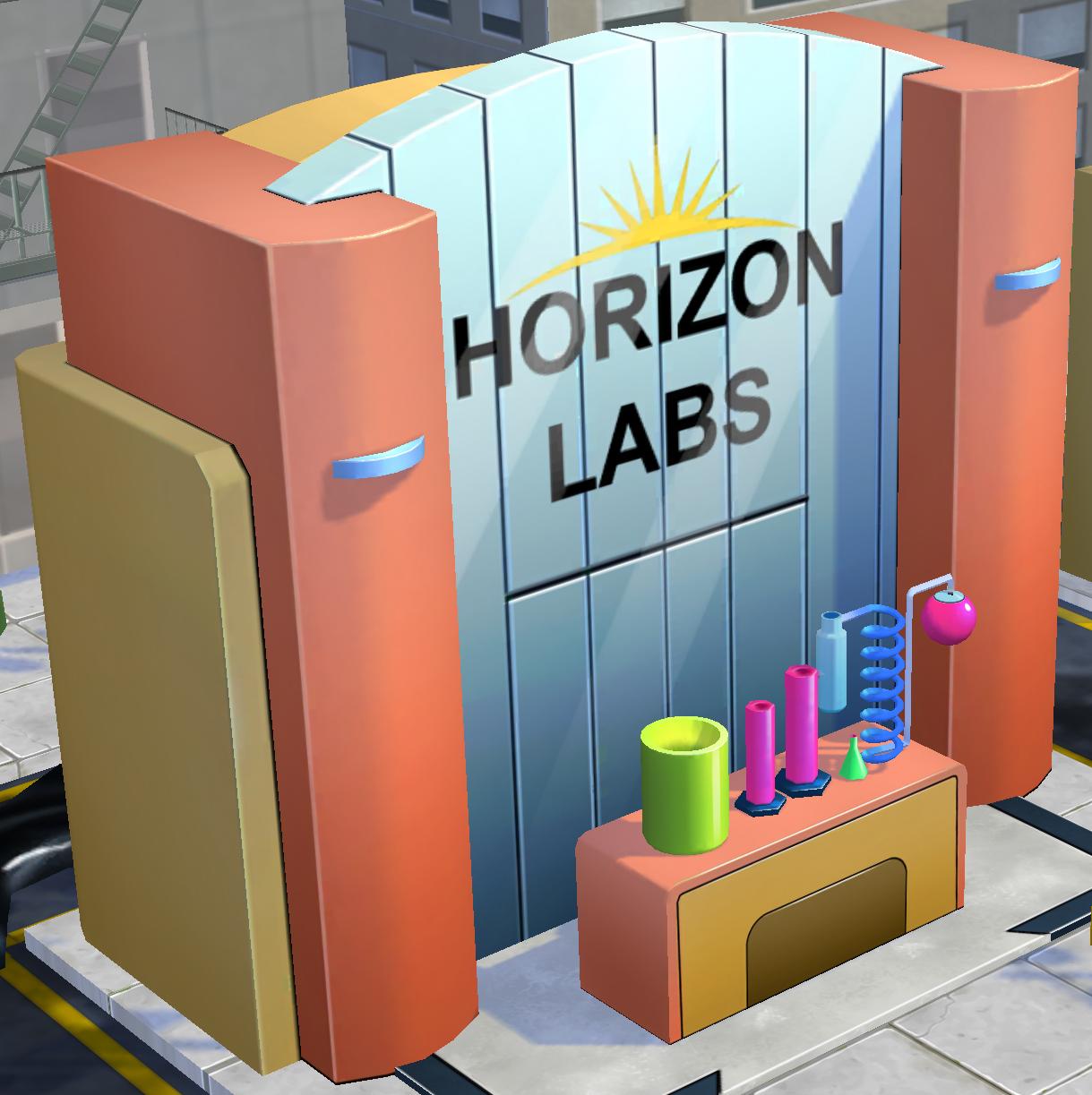 Horizon Labs (Earth-TRN562)