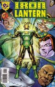 Iron Lantern Vol 1 1