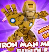 Iron Man Armor MK XXI (Earth-199999) from Marvel Super Hero Squad Online 001