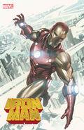 Iron Man Vol 6 2 Skan Variant