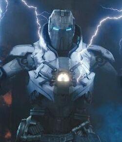 Ivan Vanko (Whiplash) (Earth-199999) in Whiplash Armor (Earth-199999) from Iron Man 2 (film) 003.jpg