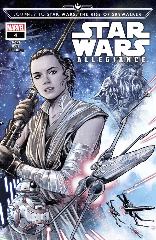 Journey to Star Wars: The Rise of Skywalker - Allegiance Vol 1 4