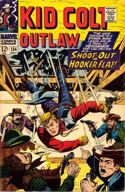 Kid Colt Outlaw Vol 1 134