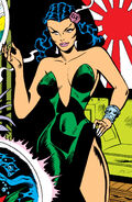 Lady Lotus (Earth-616) from Invaders Vol 1 37 0001