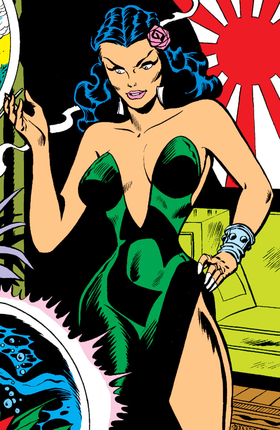 Lady Lotus (Earth-616)/Gallery