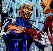 Life Model Decoy Number 857 (Earth-616) Avengers Invaders Vol 1 2
