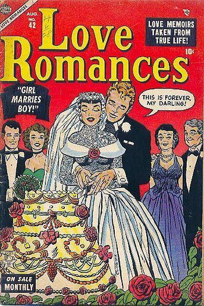 Love Romances Vol 1 42