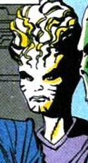 Mandeja (Earth-616)
