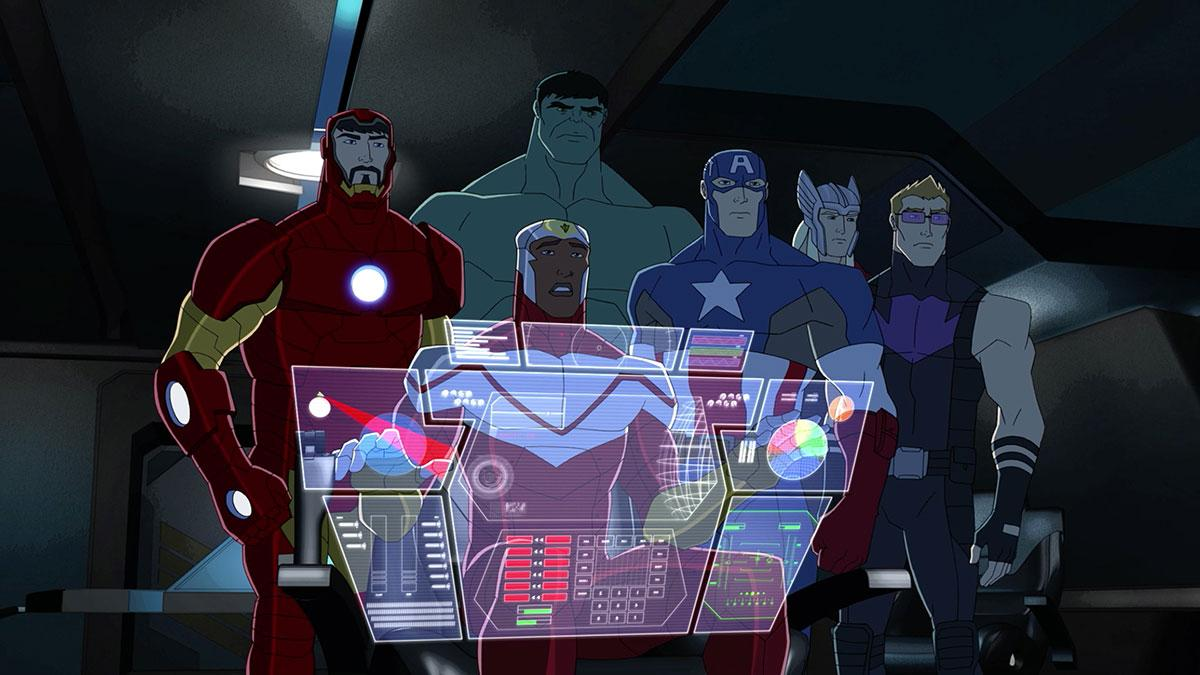 Marvel's Avengers Assemble Season 2 25