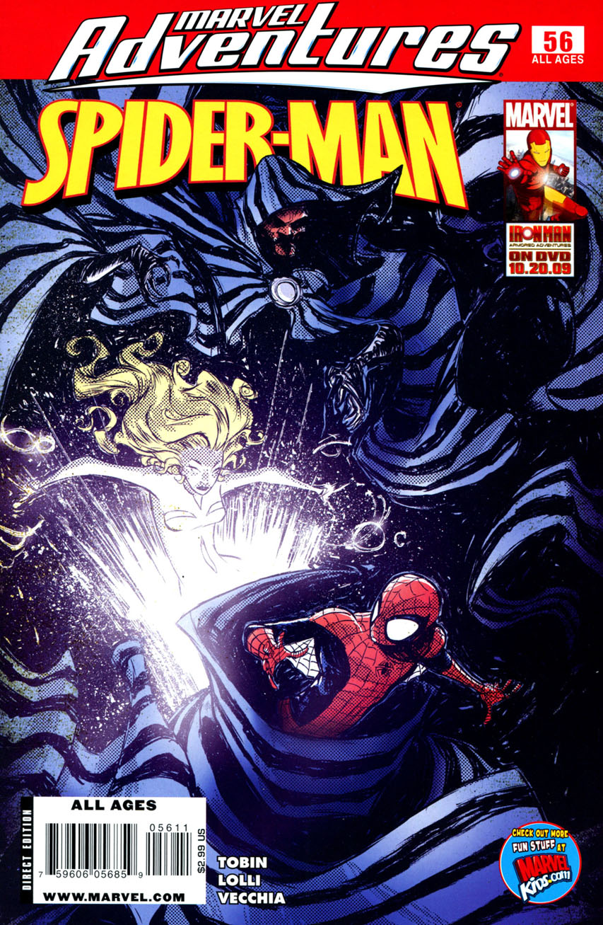 Marvel Adventures: Spider-Man Vol 1 56