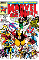 Marvel Age Annual Vol 1 4