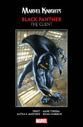 Marvel Knights Black Panther by Priest & Texeira The Client Vol 1 1