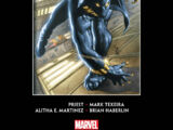Marvel Knights Black Panther by Priest & Texeira: The Client Vol 1 1