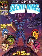Marvel Super Heroes Secret Wars (UK) Vol 1 8