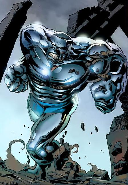 Michael Steel (Earth-616)