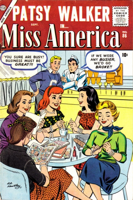 Miss America Vol 1 86
