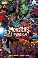 Monsters Unleashed Vol 2 1