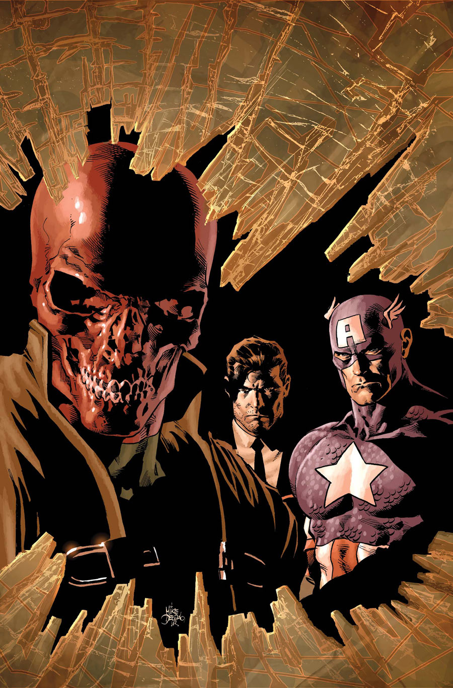 Avengers (1950s) (Earth-616)/Gallery