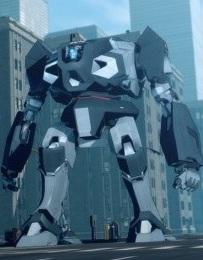 Iron Monger Armor (Earth-904913)