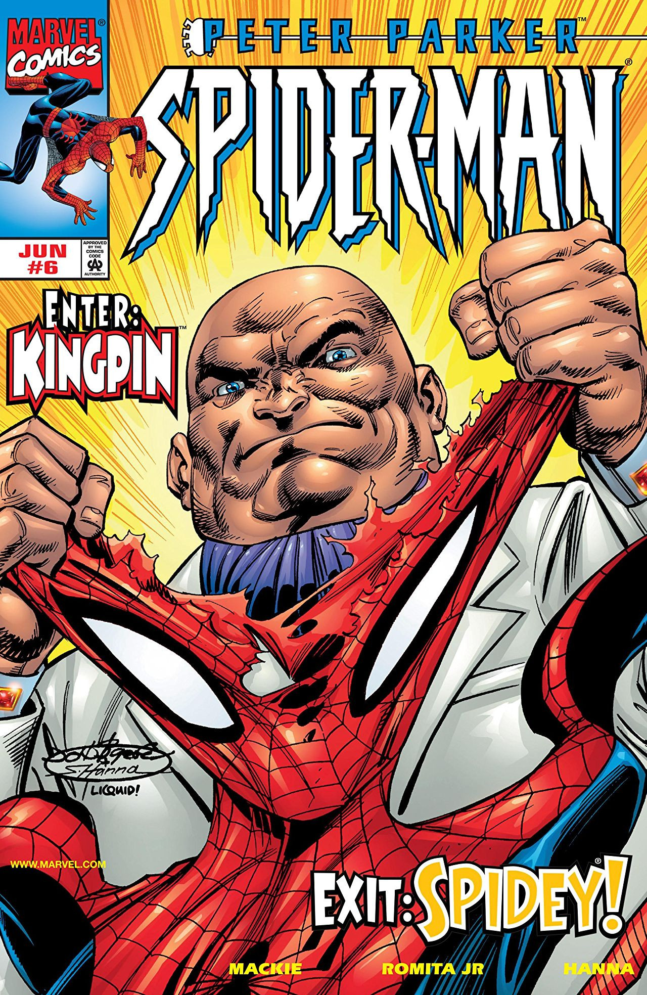 Peter Parker: Spider-Man Vol 1 6
