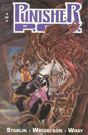 Punisher: P.O.V. Vol 1 4