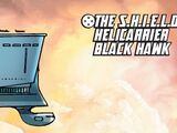 S.H.I.E.L.D. Helicarrier Black Hawk
