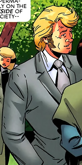 Sean Cassidy (Earth-161)