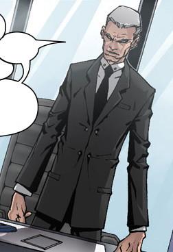 Simon Sanderson (Earth-616)