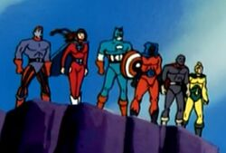 Six American Warriors (Earth-92131) from Spider-Man The Animated Series Season 5 4 0002.jpg