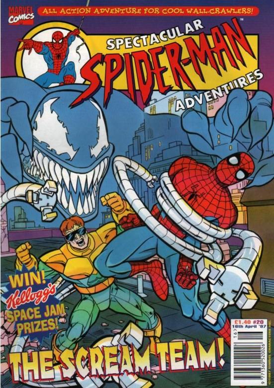 Spectacular Spider-Man (UK) Vol 1 20