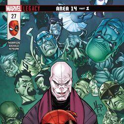 Spider-Man/Deadpool Vol 1 27