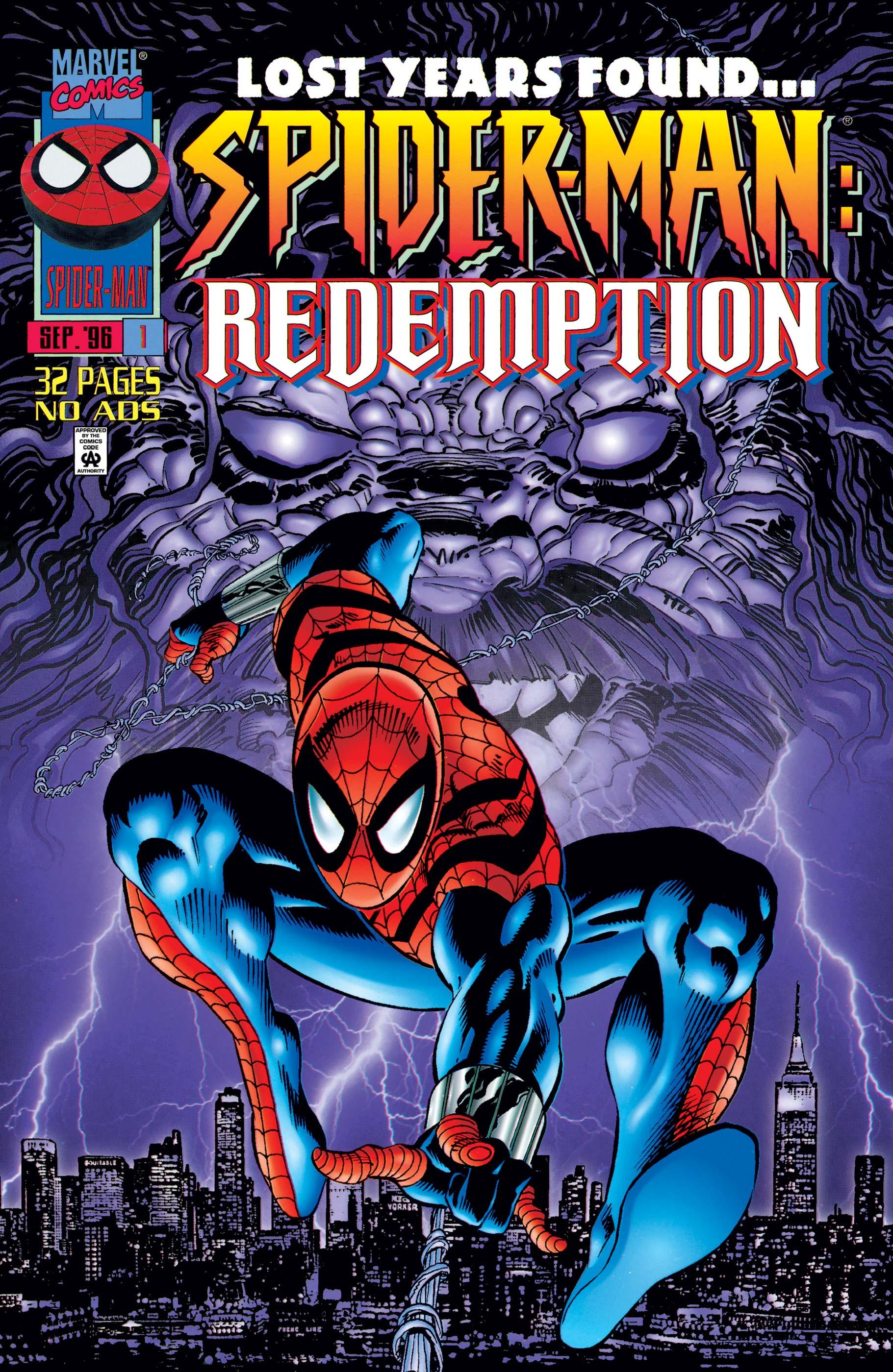 Spider-Man: Redemption Vol 1 1