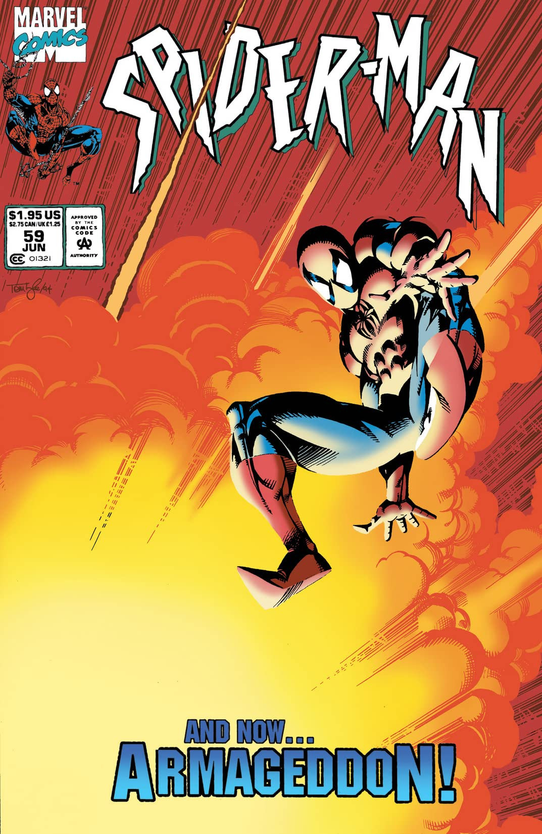 Spider-Man Vol 1 59
