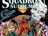 Squadron Supreme: Death of a Universe Vol 1