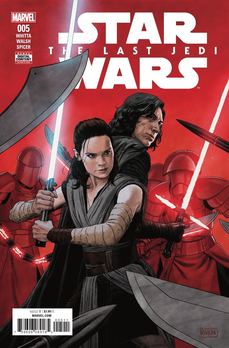 Star Wars: The Last Jedi Adaptation Vol 1 5
