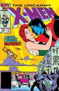 Uncanny X-Men Vol 1 204