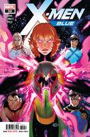 X-Men Blue Vol 1 32