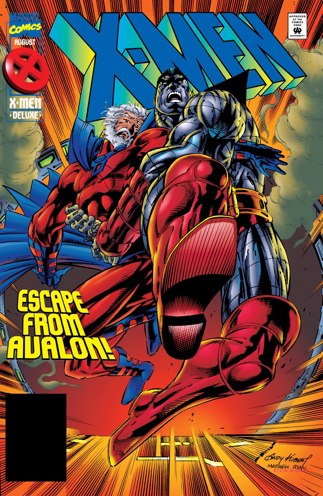 X-Men Vol 2 43