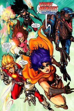 Young Avengers (Earth-2912) from What If? Secret Wars Vol 1 1 002.jpg