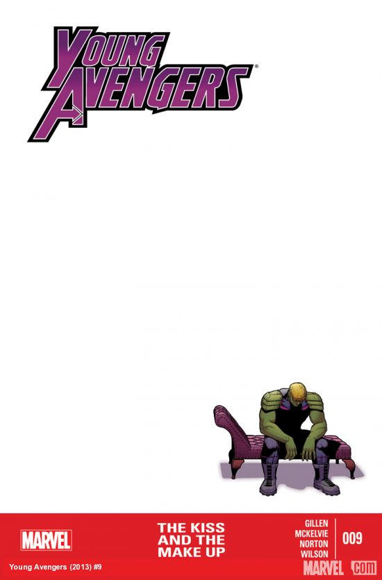 Young Avengers Vol 2 9