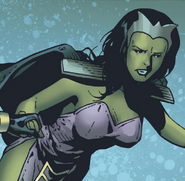 Anelle (Earth-616) from Young Avengers Vol 1 11 001