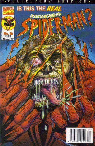 Astonishing Spider-Man Vol 1 16