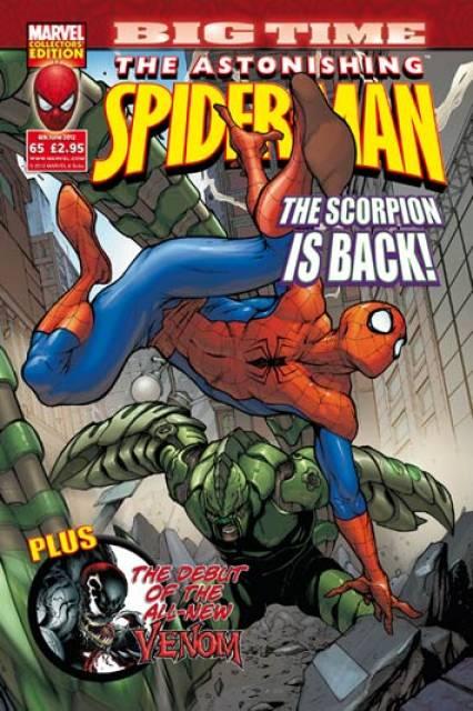Astonishing Spider-Man Vol 3 65