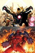 Avengers & X-Men AXIS Vol 1 1 Solicit