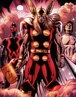 Avengers (Earth-9997) from Paradise X Vol 1 A 0001.jpg