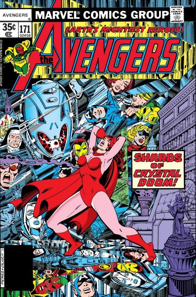 Avengers Vol 1 171